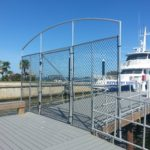 Dock Security Gate