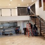 Mezzanine and Stair Fabrication